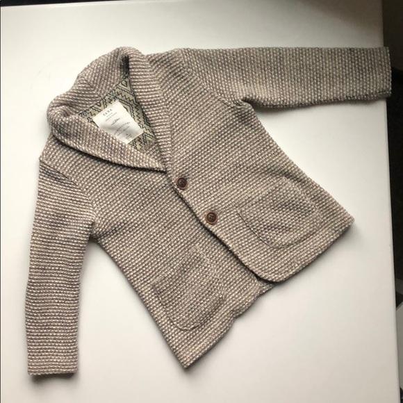 9ec3e9aae84 Jackets & Coats   Zara Blazer Boys   Poshmark